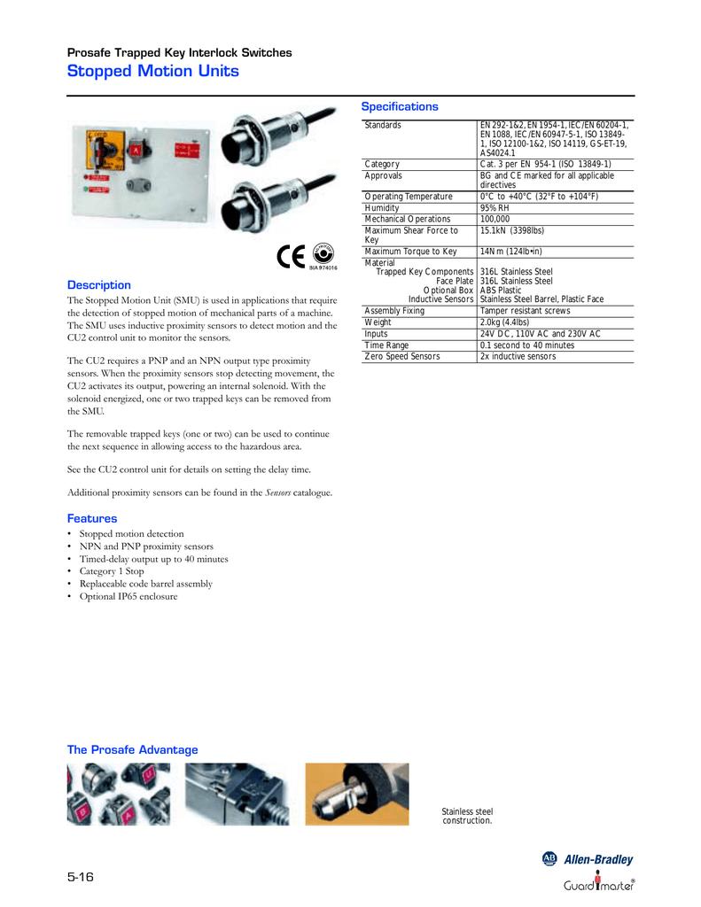Allen Bradley 872c D10np30 E2 Proximity Switches Ac Dc