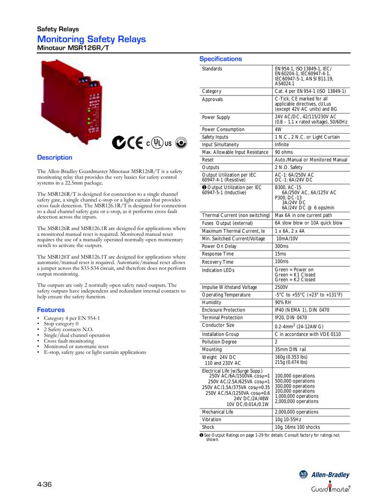 sick safety relay wiring diagram safety switch wiring