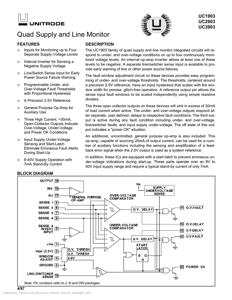 Etc Uc3903dw Windows 7 Block Diagram