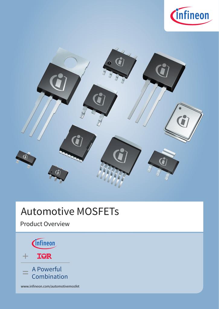 MOSFET N-CHANNEL 30//40V Pack of 10 IPLU300N04S4-R8