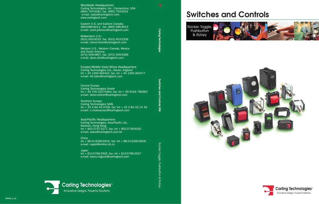 Rocker switch 520G 12V DRIVING LIGHTS Carling ARB type LED green on-off SPST