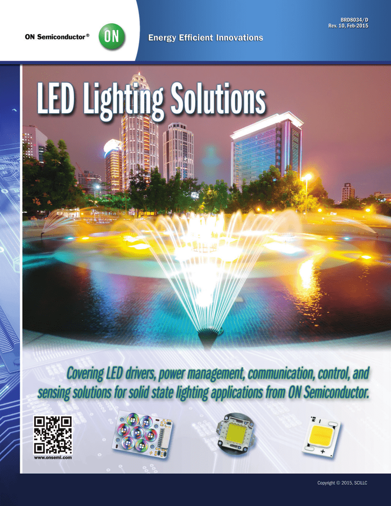Led Lighting Solutions Automotive Applications Highbrightness Driver Circuitled