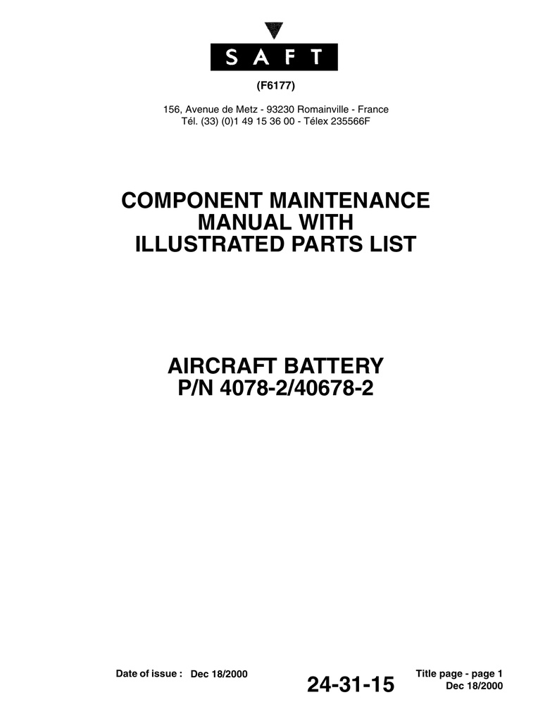 24 31 15 component maintenance manual with rh dtsheet com aircraft component maintenance manuals for sale aircraft component maintenance manuals for sale