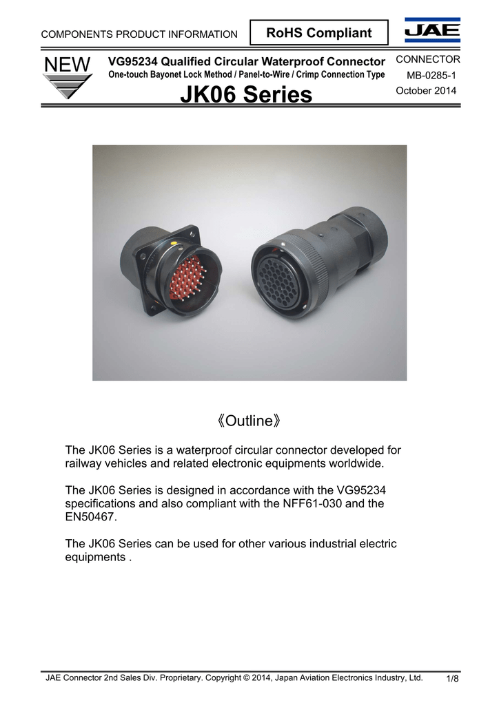 JK06 Series