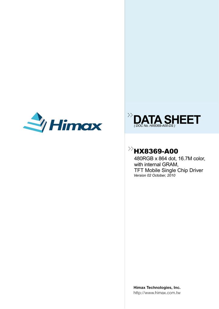 HX8369