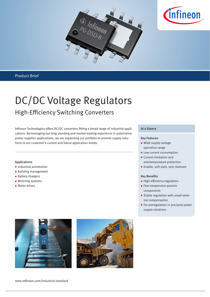 Dc Voltage Regulator Industrial How To Build Protection For Regulators