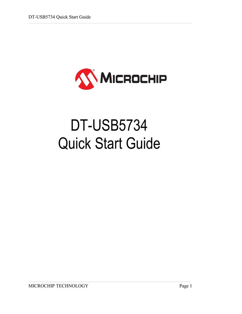 Dt Usb5734 Usb Type C Development Board Quick Start Guide 5v 10a Regulator Circuit Switchingregulatorcircuit Power