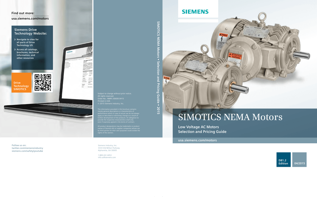 2015-D81.2 NEMA Motors Catalog.pdf