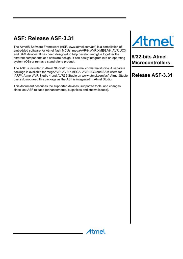 asf releasenotes 3 31 0