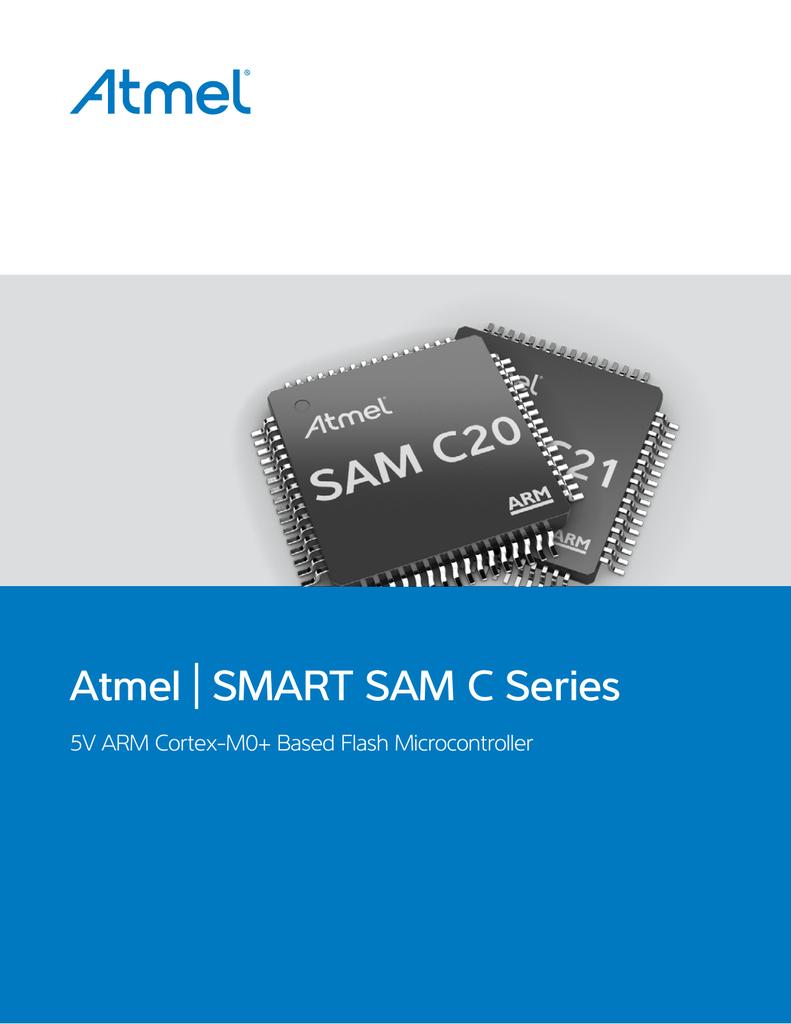 View detail for Atmel SAM C Family