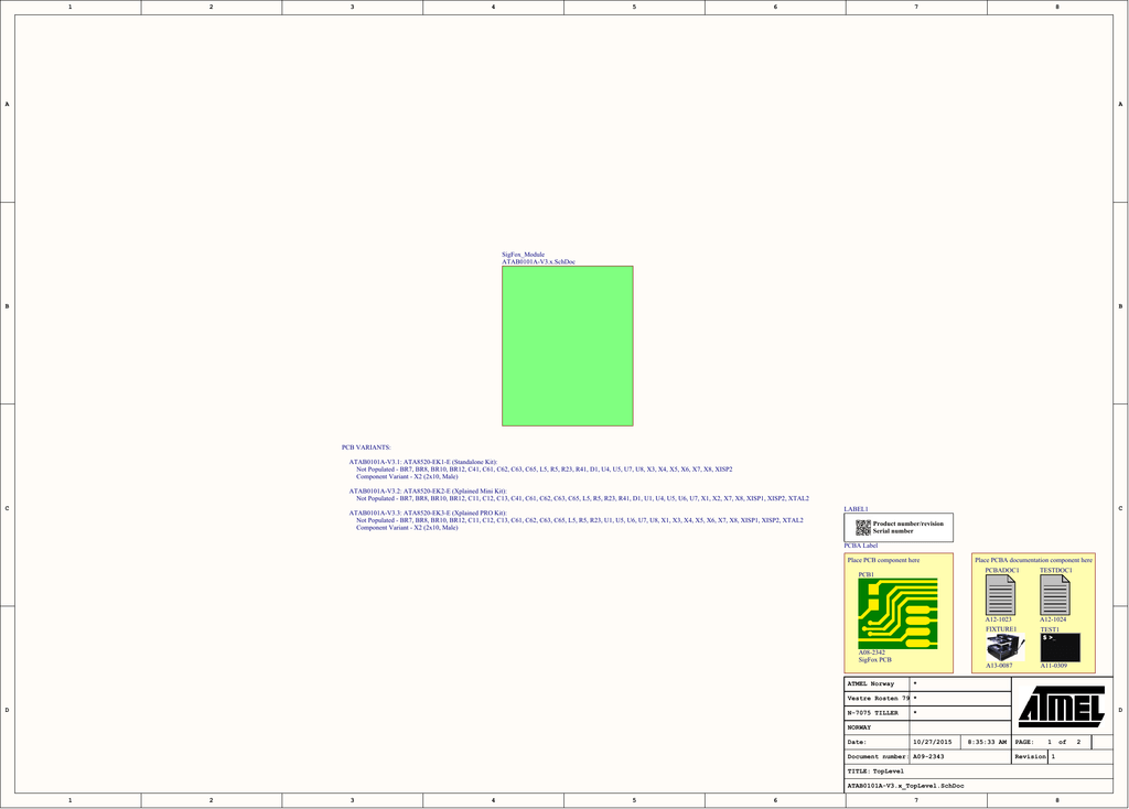 View Detail For Atab0101a V31 Ata8520d Design Documentation C61 Wiring Diagram