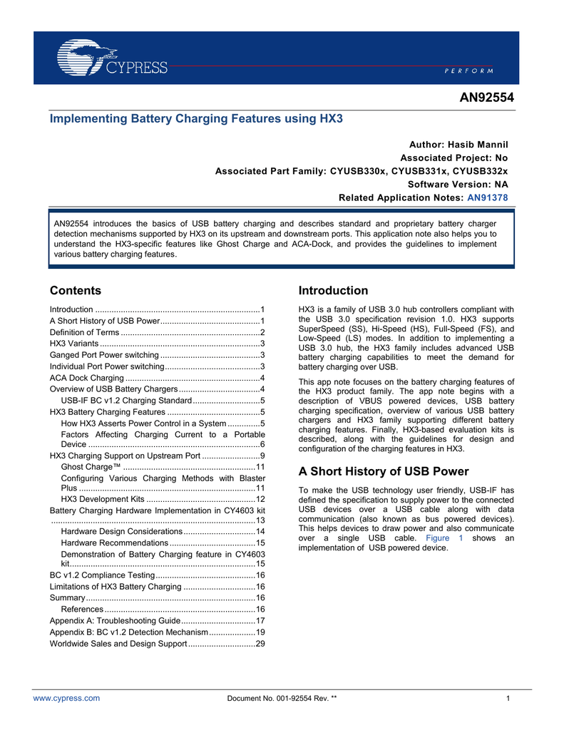 AN92554 Implementing Battery Charging Features using HX3.pdf